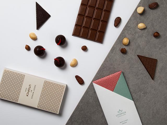 Utopick - Como hacer chocolates